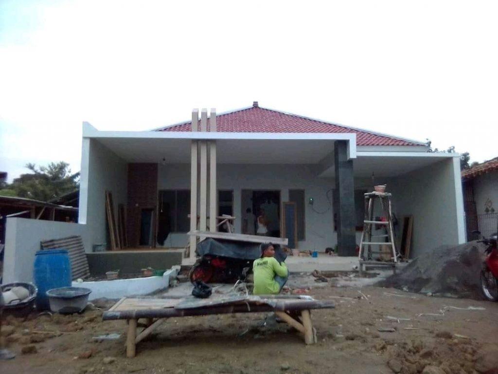 Renovasi Rumah Ibu Rini