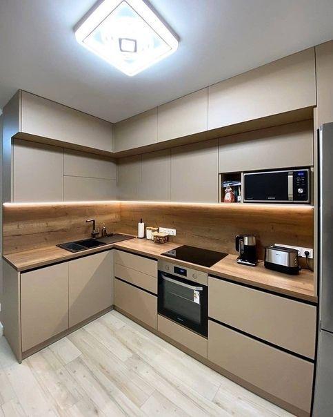 kitchen set minimalis 10