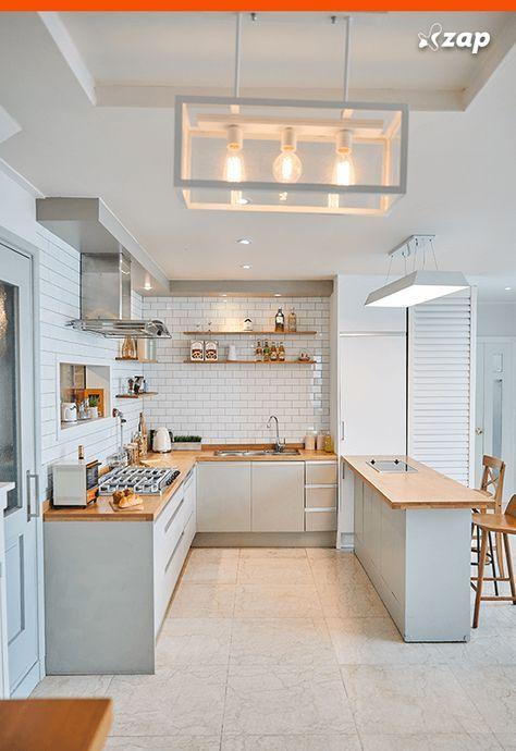 kitchen set minimalis 12