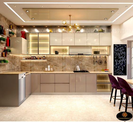 kitchen set minimalis 13