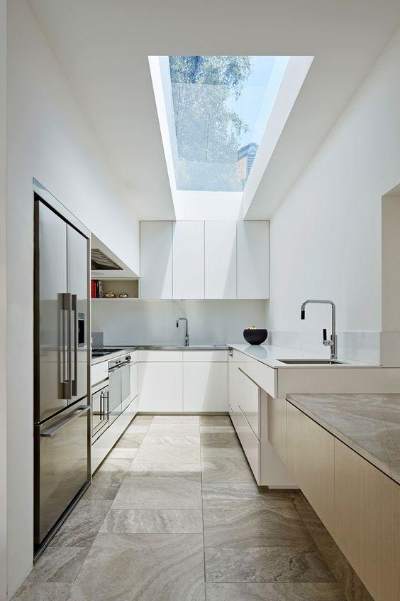 kitchen set minimalis 3