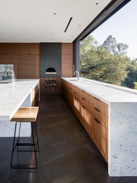 kitchen set minimalis 4