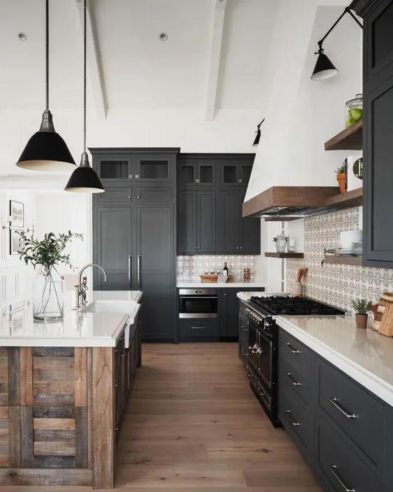 kitchen set minimalis 8